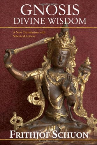 Gnosis: Divine Wisdom A New Translation with Selected Letters  2006 9781933316185 Front Cover
