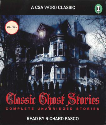 Classic Ghost Stories:  2009 edition cover