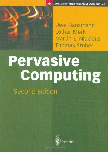 Pervasive Computing The Mobile World 2nd 2003 (Revised) edition cover