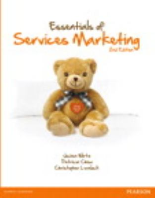 Essentials of Services Marketing  2nd 2012 edition cover