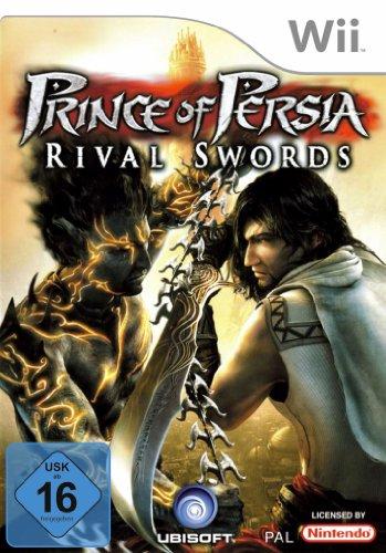 Prince of Persia - Rival Swords (Software Pyramide) Nintendo Wii artwork