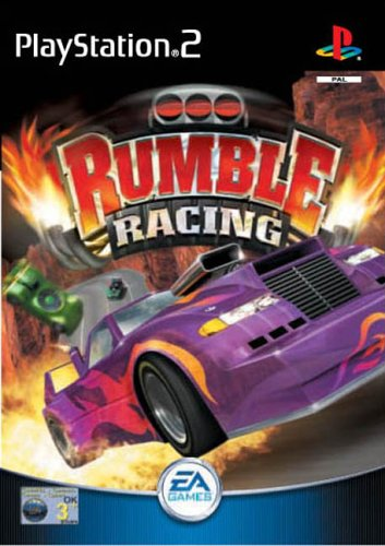 Rumble Racing (PS2) PlayStation2 artwork