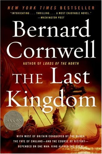 Last Kingdom  N/A 9780060887186 Front Cover