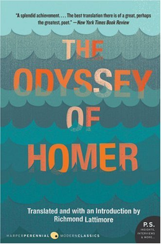 Odyssey of Homer  2nd 2007 (Revised) 9780061244186 Front Cover