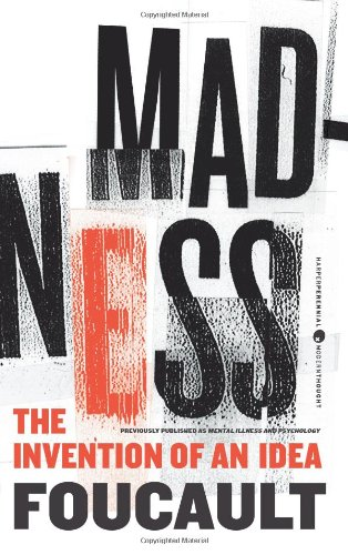 Madness The Invention of an Idea  2011 edition cover
