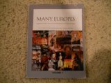 MANY EUROPES,VOL.1 >CUSTOM<             N/A 9780078020186 Front Cover
