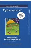 Language Arts Patterns of Practice 8th 2013 edition cover