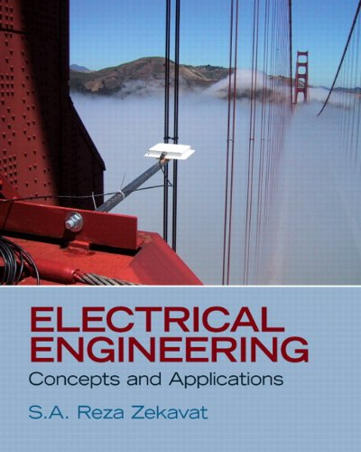 Electrical Engineering Concepts and Applications  2013 9780133105186 Front Cover