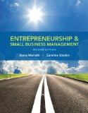 Entrepreneurship and Small Business Management  2nd 2015 edition cover
