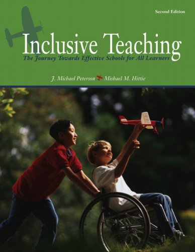 Inclusive Teaching The Journey Towards Effective Schools for All Learners 2nd 2010 edition cover