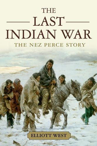 Last Indian War The Nez Perce Story N/A edition cover