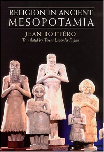 Religion in Ancient Mesopotamia   2001 edition cover