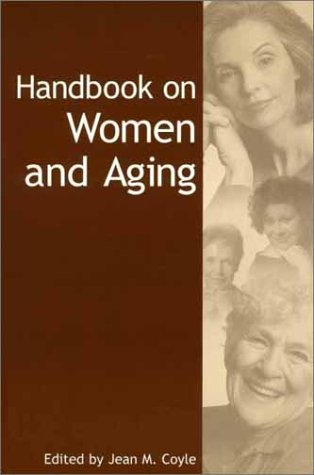 Handbook on Women and Aging  N/A edition cover