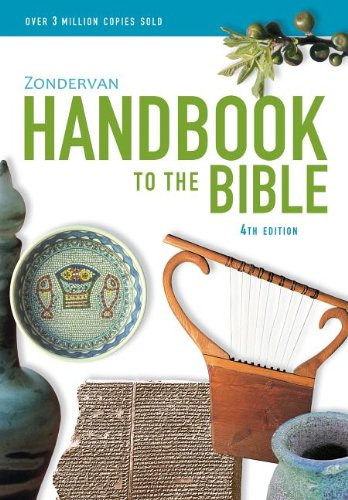 Zondervan Handbook to the Bible  Special edition cover
