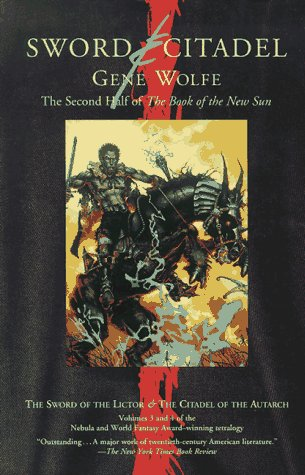 Sword and Citadel The Second Half of the Book of the New Sun  1981 (Revised) 9780312890186 Front Cover