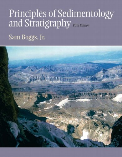 Principles of Sedimentology and Stratigraphy  5th 2012 9780321643186 Front Cover