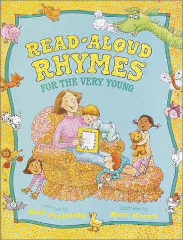 Read-Aloud Rhymes for the Very Young  N/A edition cover