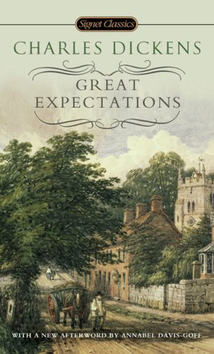 Great Expectations  150th edition cover