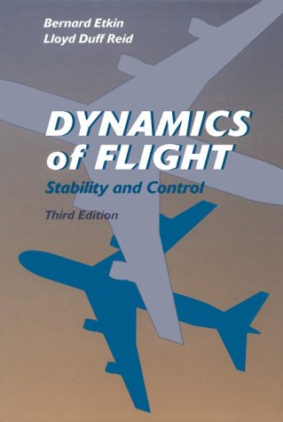 Dynamics of Flight Stability and Control 3rd 1996 (Revised) edition cover