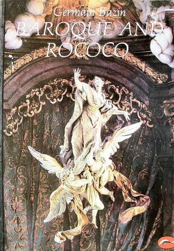 Baroque and Rococo  N/A edition cover