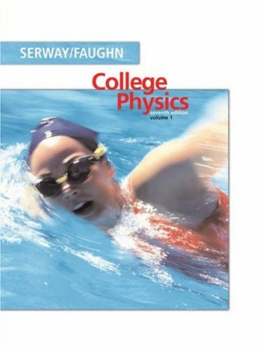 College Physics  7th 2006 (Revised) 9780534999186 Front Cover
