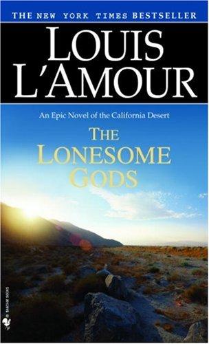 Lonesome Gods   1983 (Reprint) edition cover
