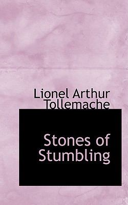 Stones of Stumbling:   2008 edition cover