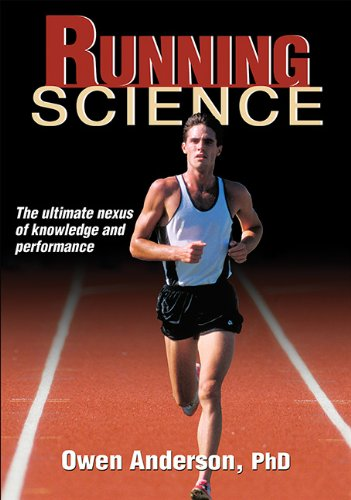 Running Science   2013 edition cover
