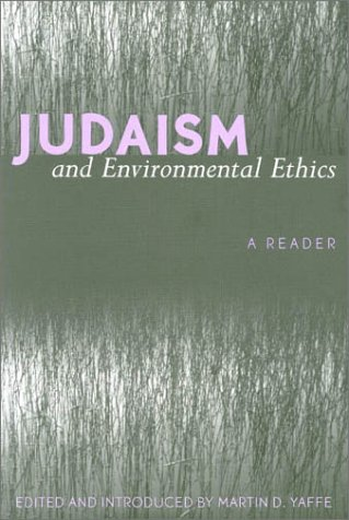 Judaism and Environmental Ethics A Reader  2001 edition cover