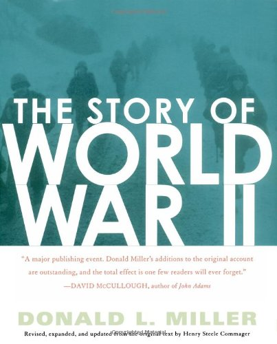 Story of World War II   2002 (Revised) edition cover