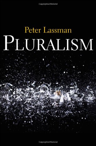 Pluralism   2011 9780745616186 Front Cover
