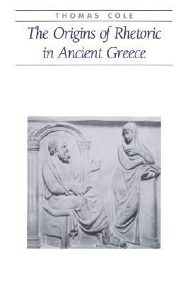 Origins of Rhetoric in Ancient Greece  N/A edition cover