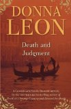 Death and Judgment A Commissario Guido Brunetti Mystery N/A edition cover