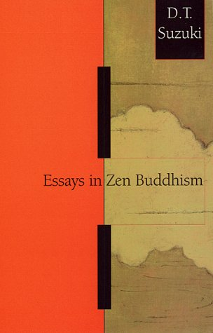 Essays in Zen Buddhism  N/A edition cover