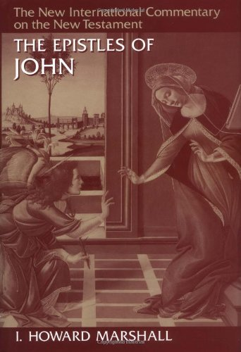 Epistles of John  2nd 1978 9780802825186 Front Cover