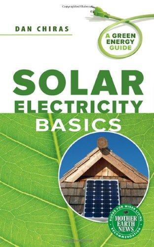 Solar Electricity Basics   2010 edition cover