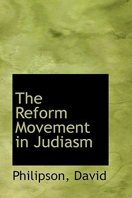 Reform Movement in Judiasm N/A 9781113461186 Front Cover