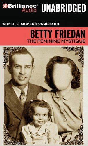 The Feminine Mystique:   2013 edition cover