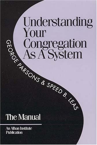 Understanding Your Congregation As a System The Manual  1993 edition cover