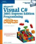 Microsoft Visual C# 2005 Express Edition Programming for the Absolute Beginner   2006 9781592008186 Front Cover