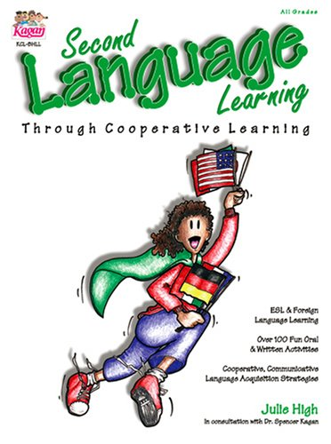 Second Language Learning Through Cooperative Learning   1993 edition cover