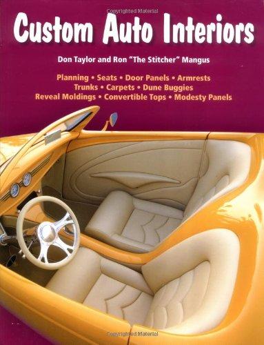 Custom Auto Interiors   2005 edition cover