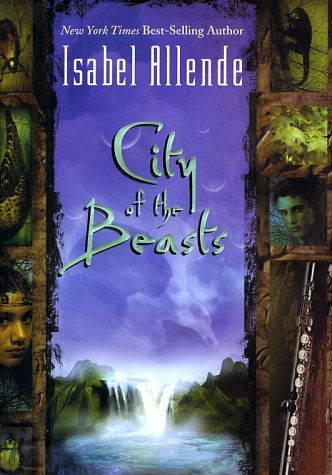 City of the Beasts   2002 edition cover