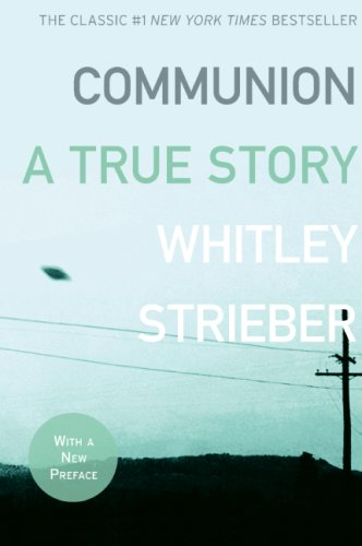 Communion A True Story  2007 9780061474187 Front Cover