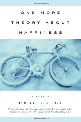 One More Theory about Happiness A Memoir N/A 9780061685187 Front Cover