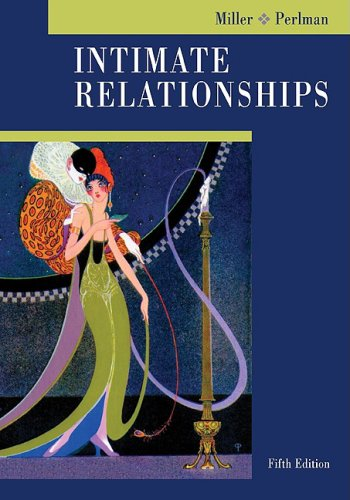 Intimate Relationships  5th 2009 edition cover