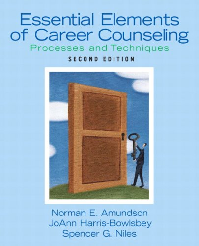 Essential Elements of Career Counseling Processes and Techniques 2nd 2009 edition cover