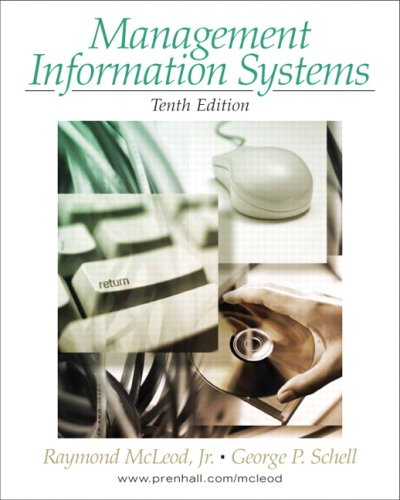 Management Information Systems  10th 2007 (Revised) edition cover