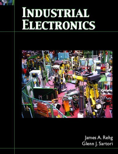 Industrial Electronics   2006 9780132064187 Front Cover