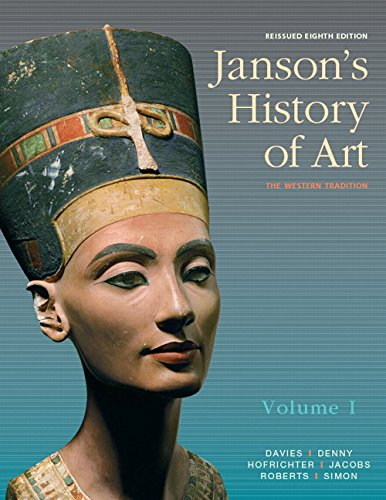 Janson's History of Art + New Myartslab for Art History Access Card:   2015 9780134127187 Front Cover